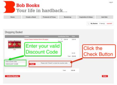 How Do I Use My Voucher Code Bob Books