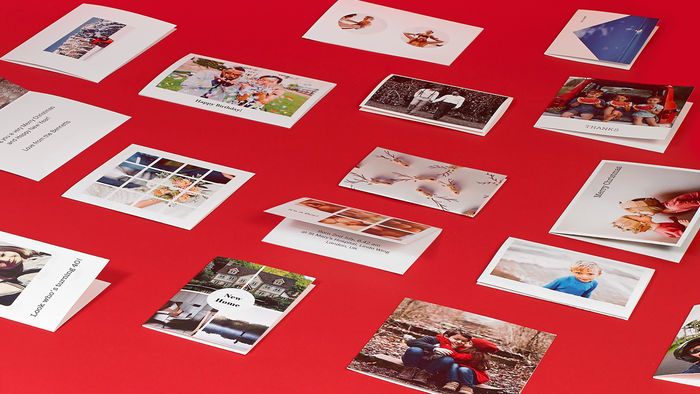 Personalised photo greeting cards bob books create beautiful personalised greeting cards with your own photos and text m4hsunfo