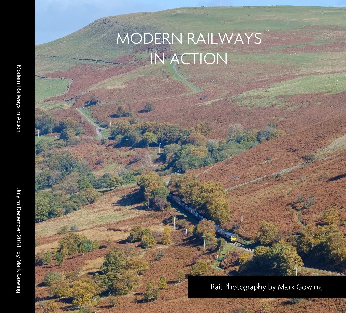 Modern Railways in Action July to December 2018