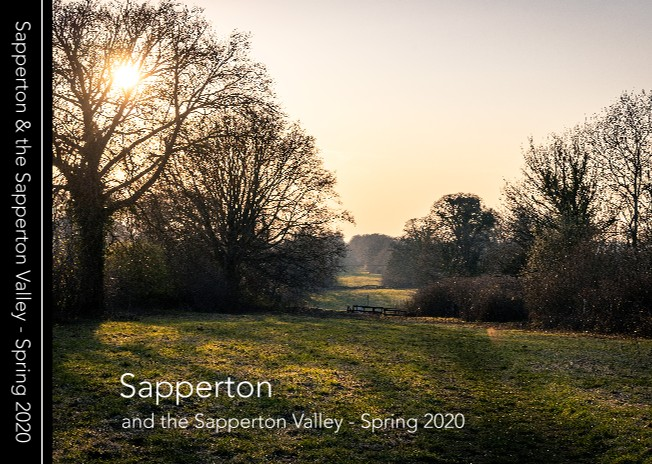 Sapperton and the Sapperton Valley, Spring 2020
